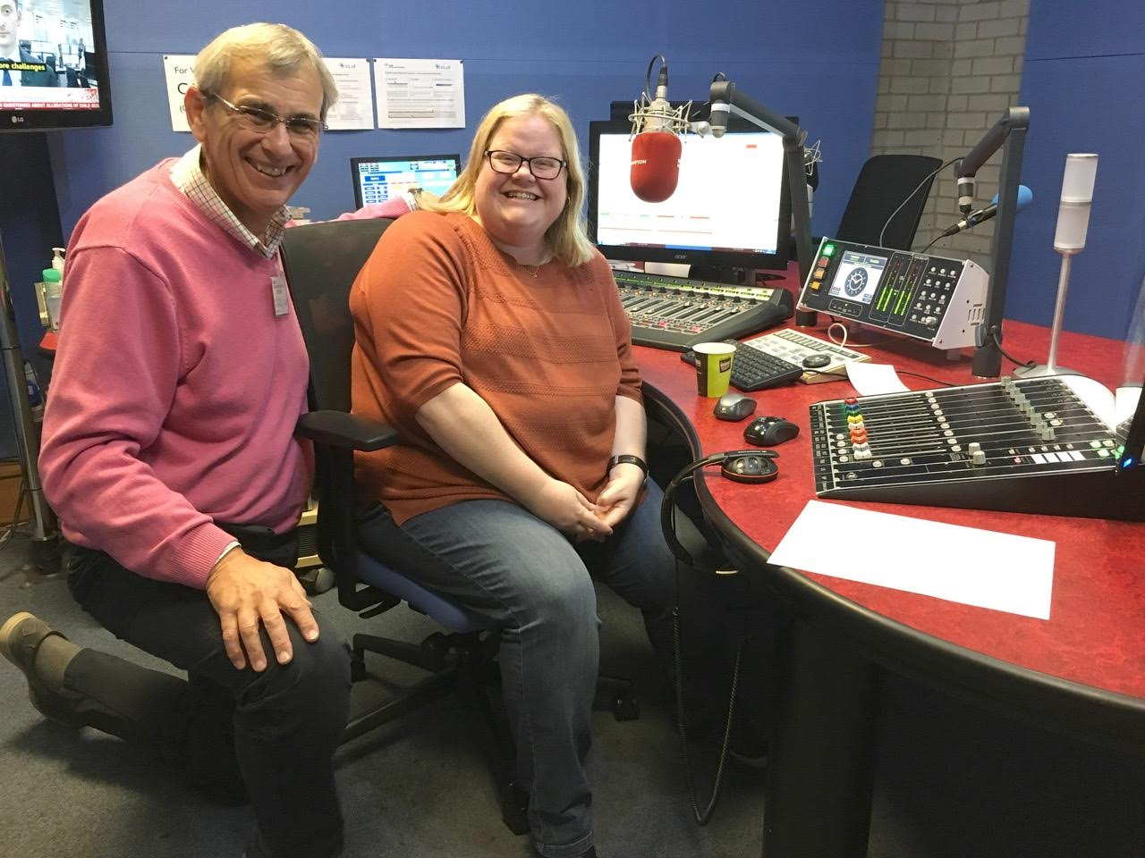 17 10 05 gerry crawford bbc radio northampton