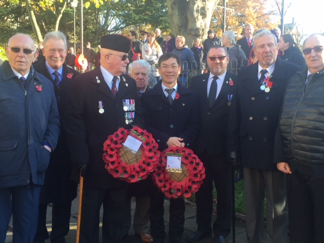 17 11 12 remembrance kettering