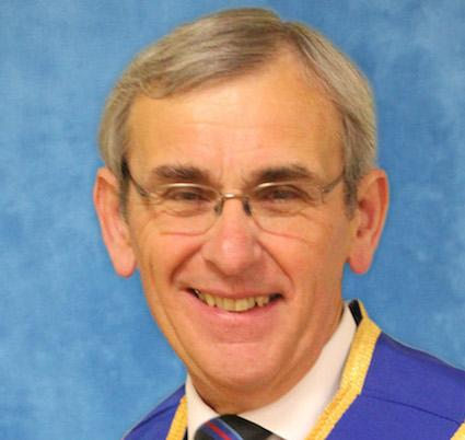 WBro Gerry Crawford PAGDC