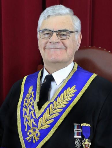 WBro John Harvey PAGDC