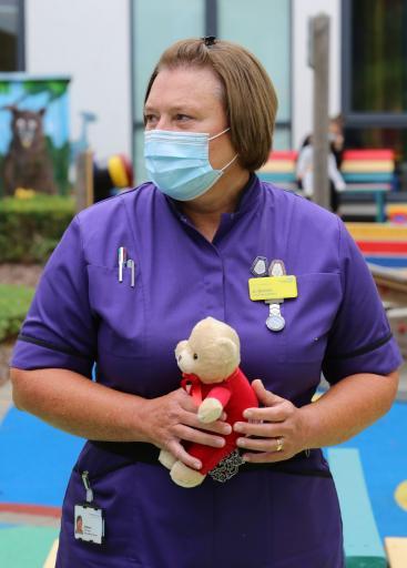 Joanne Bennis -Chief Nurse, Peterborough Hospital